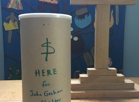 St. Paul's Sunday School Organizes Fundraiser to Benefit John Graham Shelter in Vergennes, Vermont
