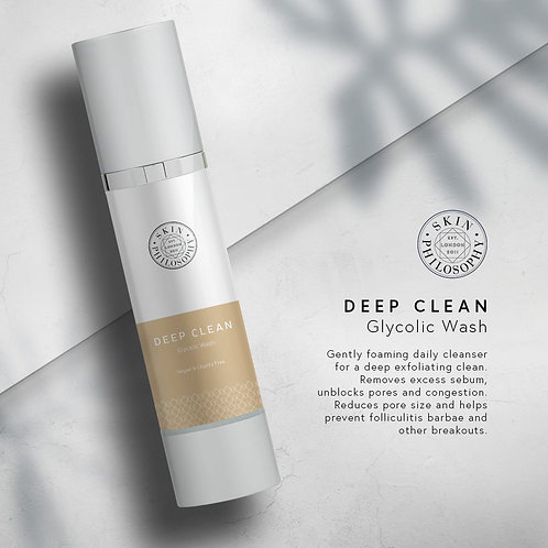 Deep Clean Cleanser