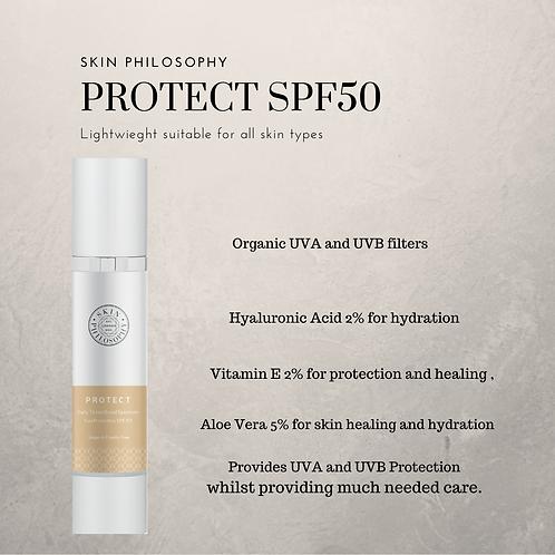 Protect SPF 50 Cream