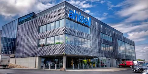 Projekt: Ahlsell