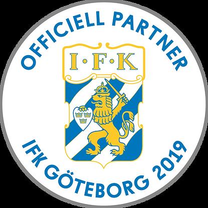 IFK Göteborg officiell partner 2019