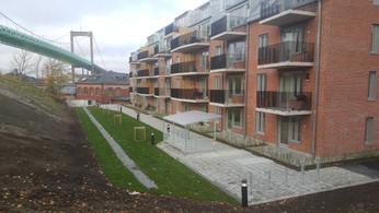 Projekt: Brf Sjöhamnen