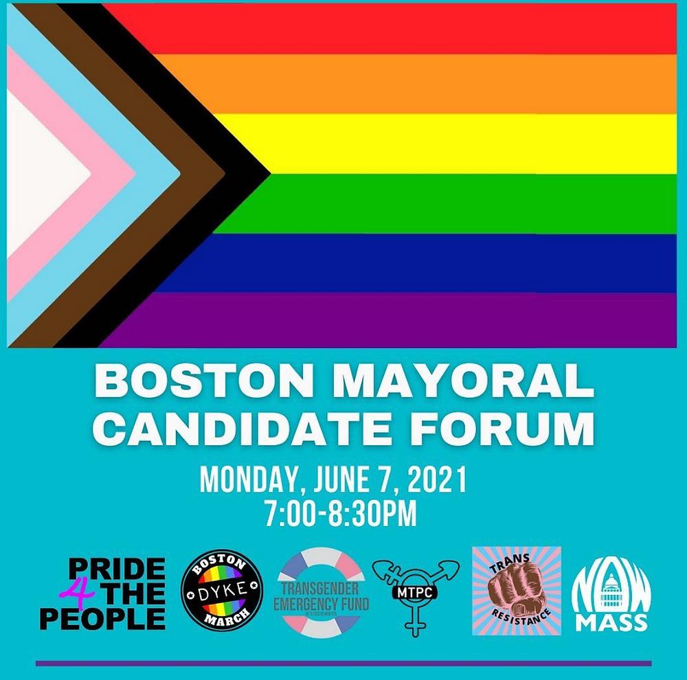 Mayoral forum announcement