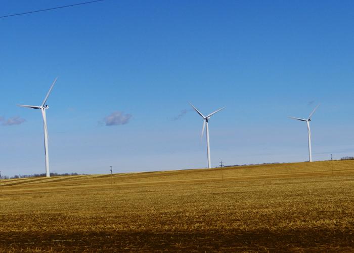 St. Leon Wind Farm