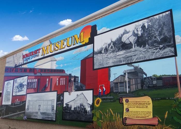 Somerset Lorne Citizens Museum
