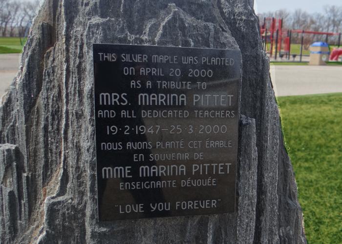 Mrs. Marina Pittet Memorial