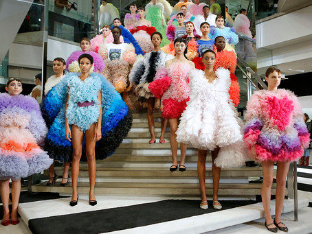 New York Fashion Week - A Brightful Experience Announcing The Upcoming Season