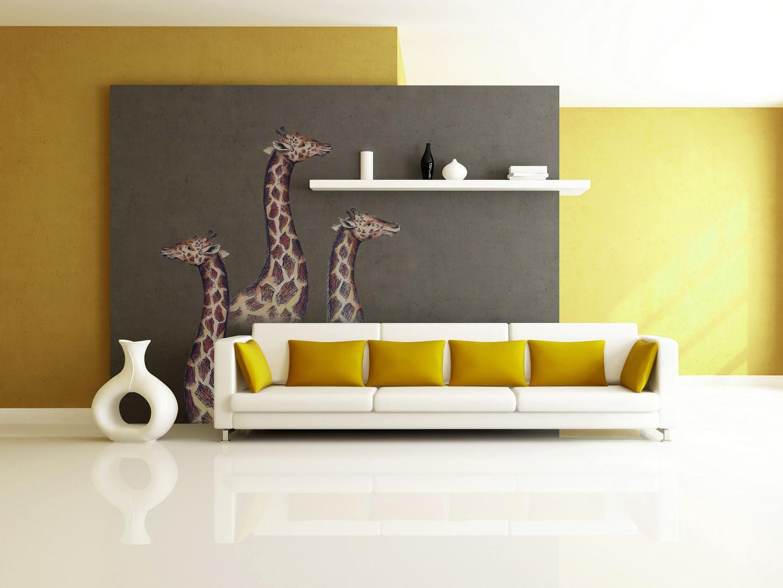 Green-theme-interior-design-for-new-home