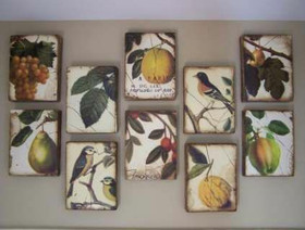 Wooden Panel frames