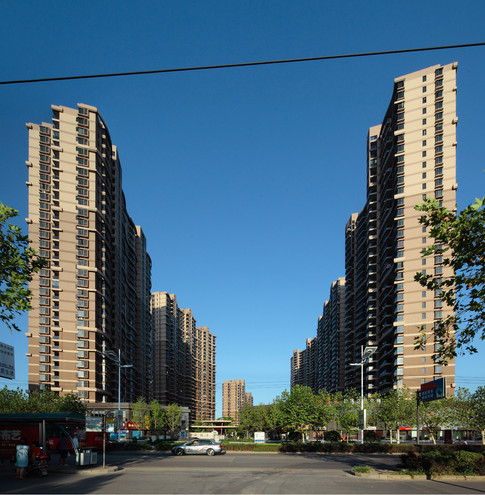 Golden Eagle Hua Ting residential , Zhejiang Province
