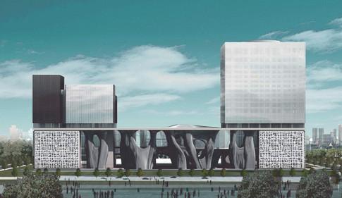 Shanghai Zendai Himalayas Centre , Shanghai