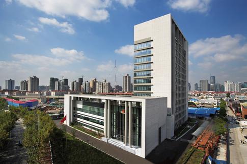Shanghai Municipal People's Procuratorate office building , Shanghai