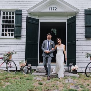 Beautiful Maine wedding