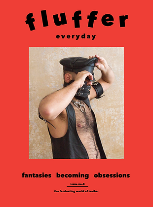 fluffer everyday issue no. 3 (boy cover)