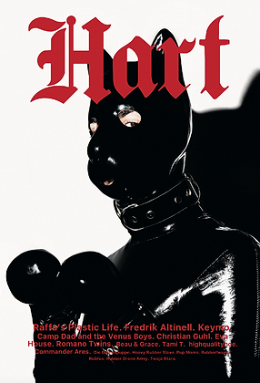 Hart issue no. 4 (#1 cover)