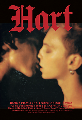 Hart issue no. 4 (#4 cover)