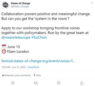 States of Change tweet.png