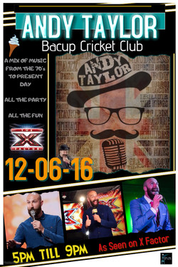 Andy Taylor - Bacup 12th June