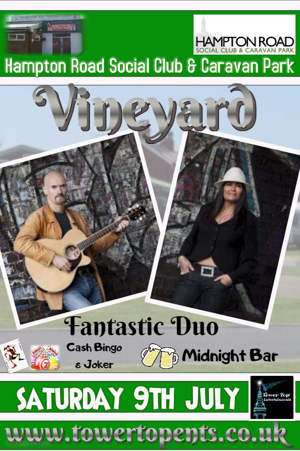 9th July - Vineyard