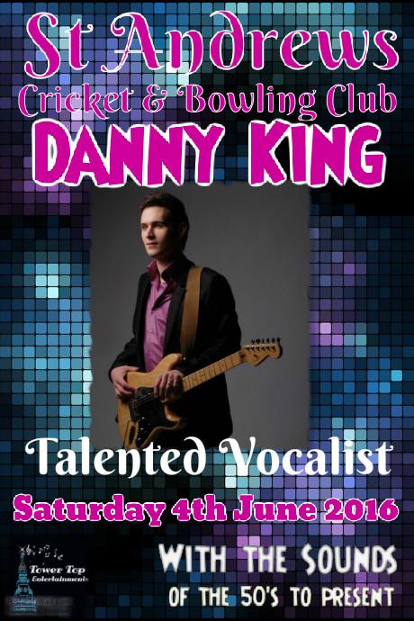 4th June Danny King