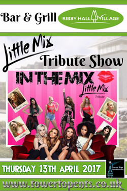 Little Mix - Ribby