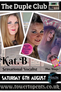 Kat B 6th August Duple Club