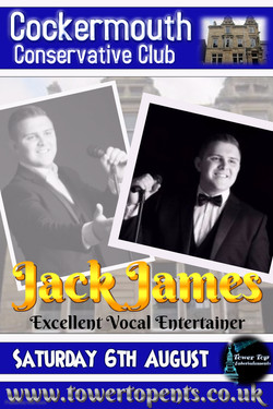 6th Aug Jack James Cockermouth