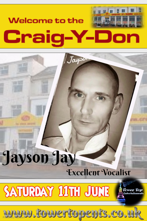 Sat 11th Jun CYD