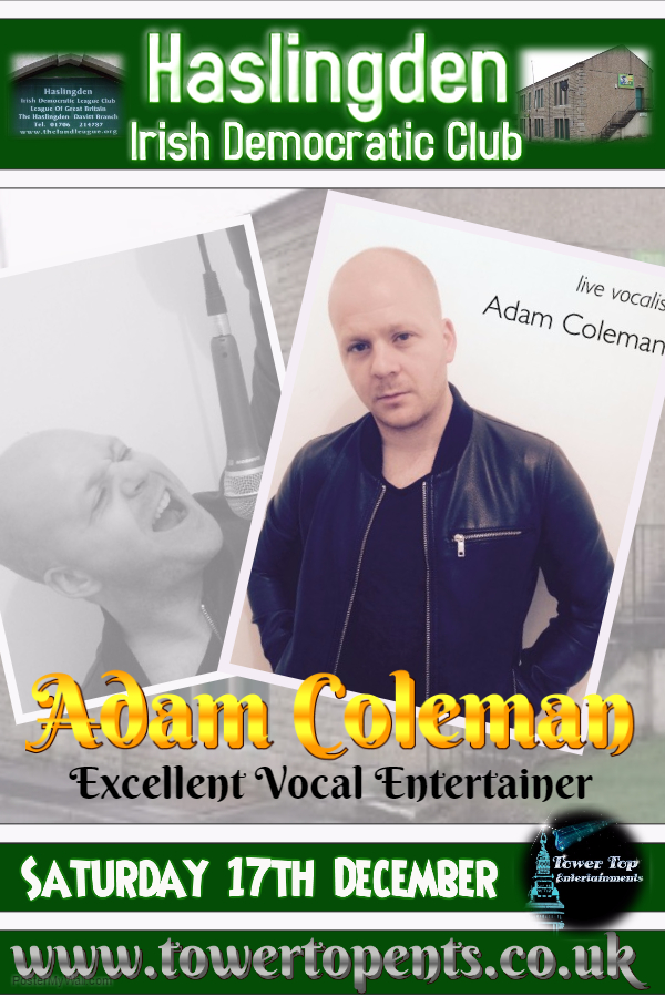 Haslingden 17th Dec - Adam Coleman