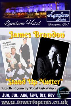 James Brandon