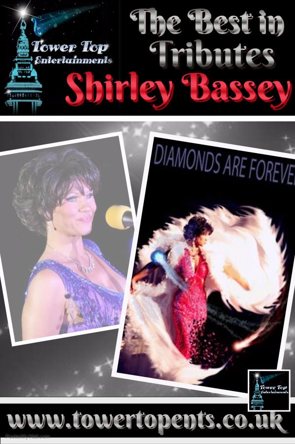 Shirley Bassey