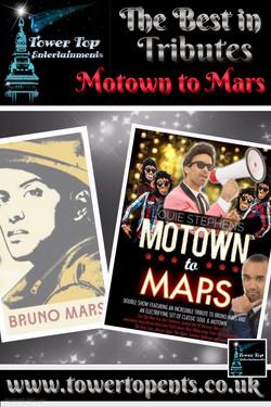 Motown to Mars