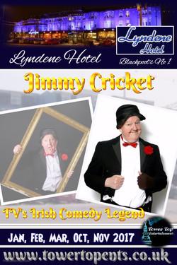 Jimmy Cricket