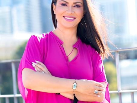 Liliana Beverido, Conociendo su espíritu emprendedor.