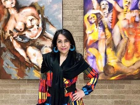 Gildalorena Martinez, Conociendo su espíritu emprendedor.