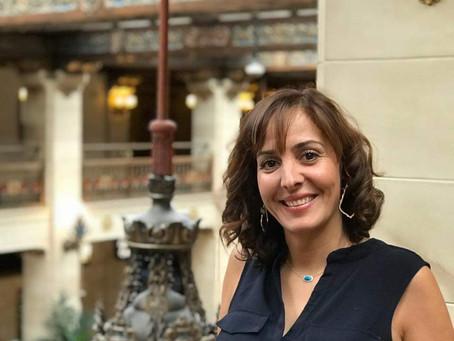 Susana Armstrong, Conociendo su espíritu emprendedor.