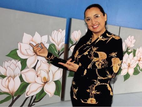 Isabel Picazo, Conociendo su espíritu emprendedor.