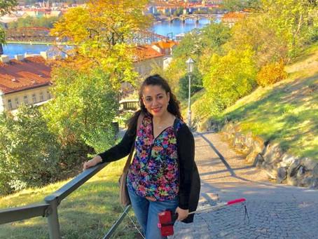 Myriam Ganado, Conociendo su espíritu emprendedor.