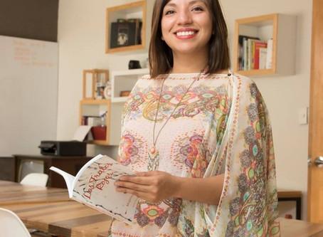 Elena Olascoaga, Conociendo su espíritu emprendedor.