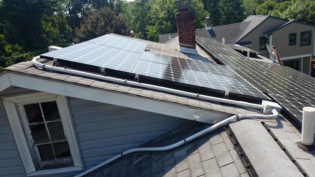 Solar Suburb home 1