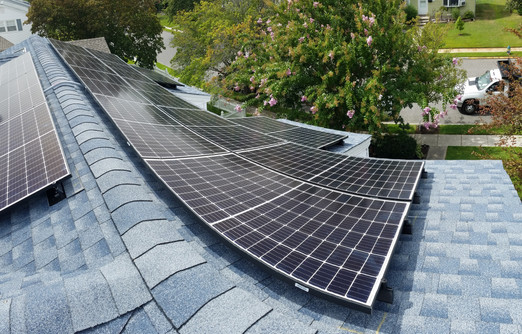 Solar Suburban Home 3