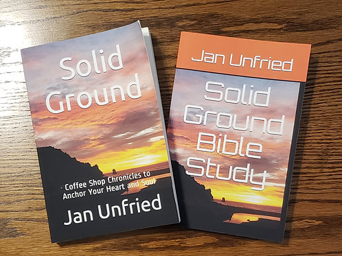 Solid Ground/Bible Study pack special (with 10 sets or more)