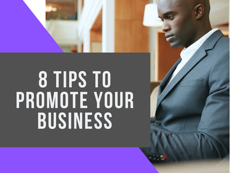 8 Strategies and Tools to Help Promote Your Business