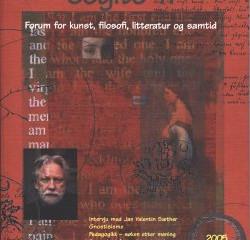 Ole Harald Dahls intervju med Jan Valentin Sæther i tidsskriftet Cogito nå fritt tilgjengelig online