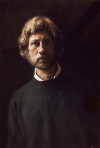 Jan Isak Saether. Self portrait, 1971