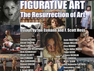 "NEW BOOK! ""21st Century Figurative Art: The Resurrection of Art"""