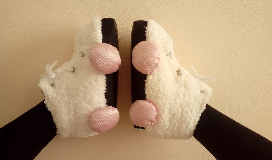 Pantupatines Blancas
