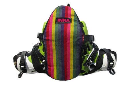 Porta Inka Colors