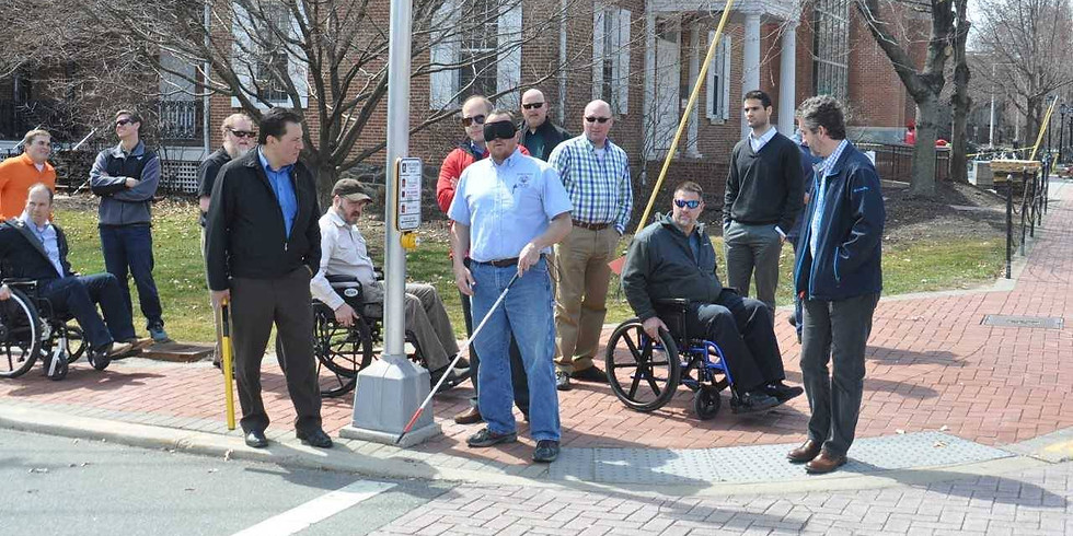 Designing Pedestrian Facilities for Accessibility