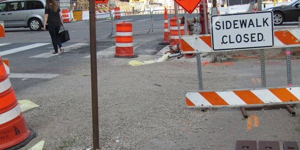 Applying ADA in Temporary Traffic Control - Buckhannon